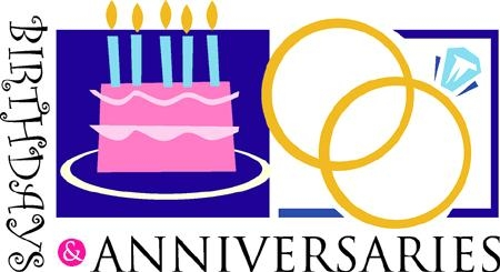 Rock Port First Lutheran Church Birthday Amp Anniversaries